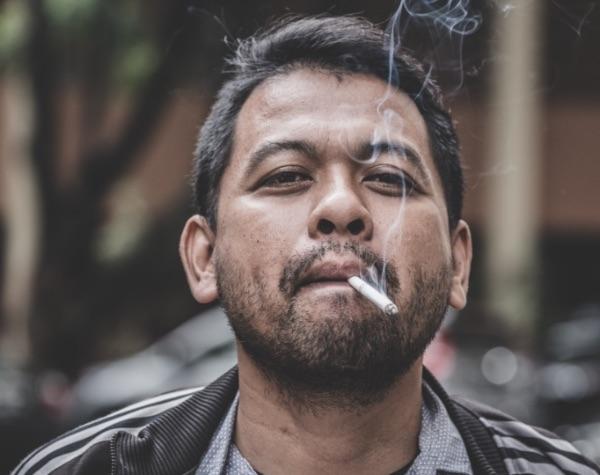Vermijd roken en alcohol