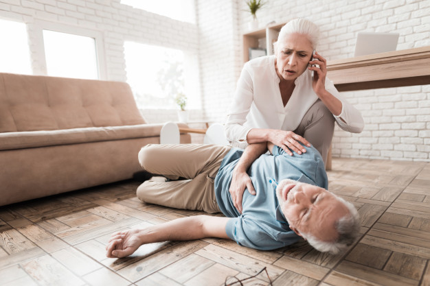 Symptomen van hartklachten bij stress: hartkloppingen