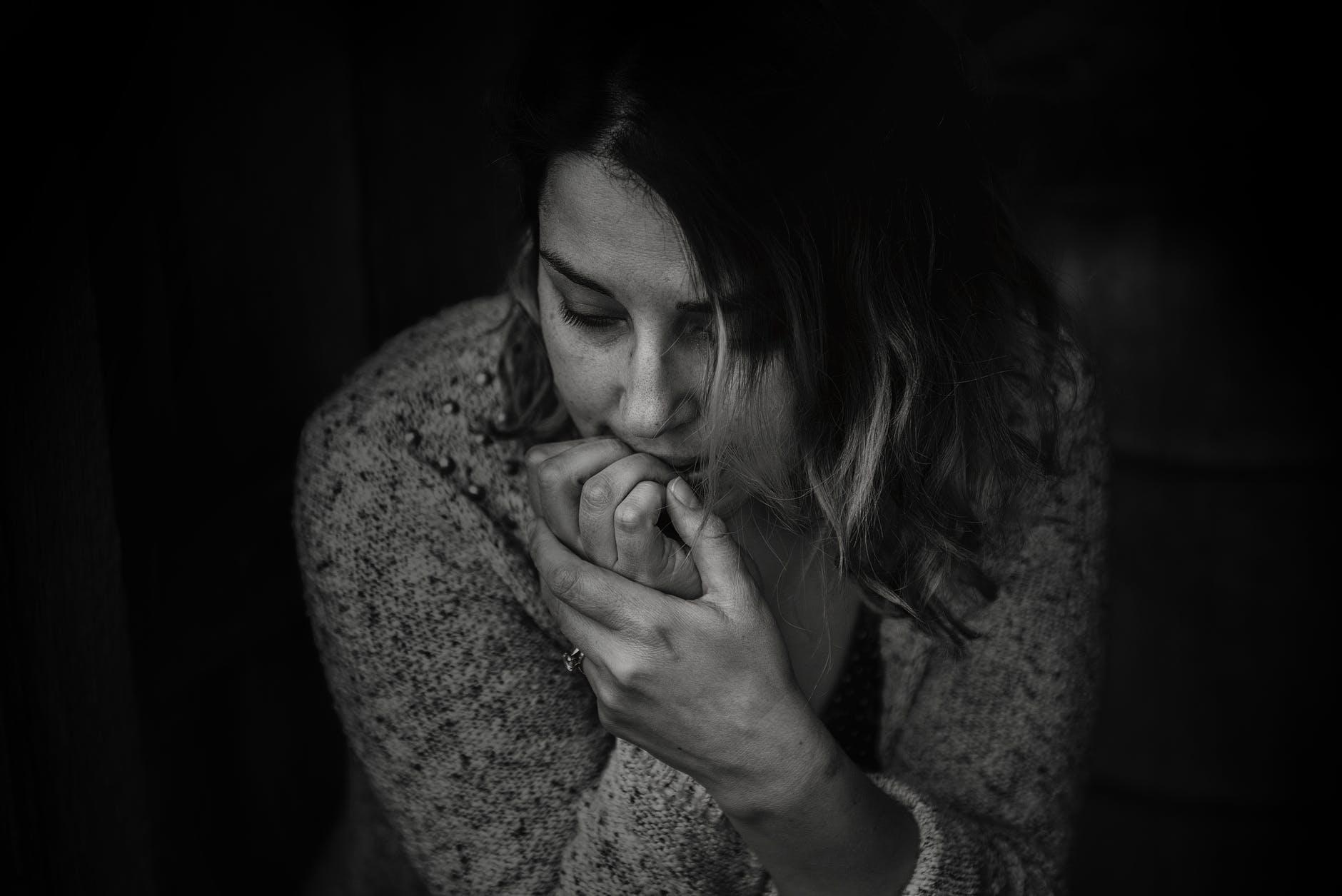 De symptomen van een gegeneraliseerde angststoornis