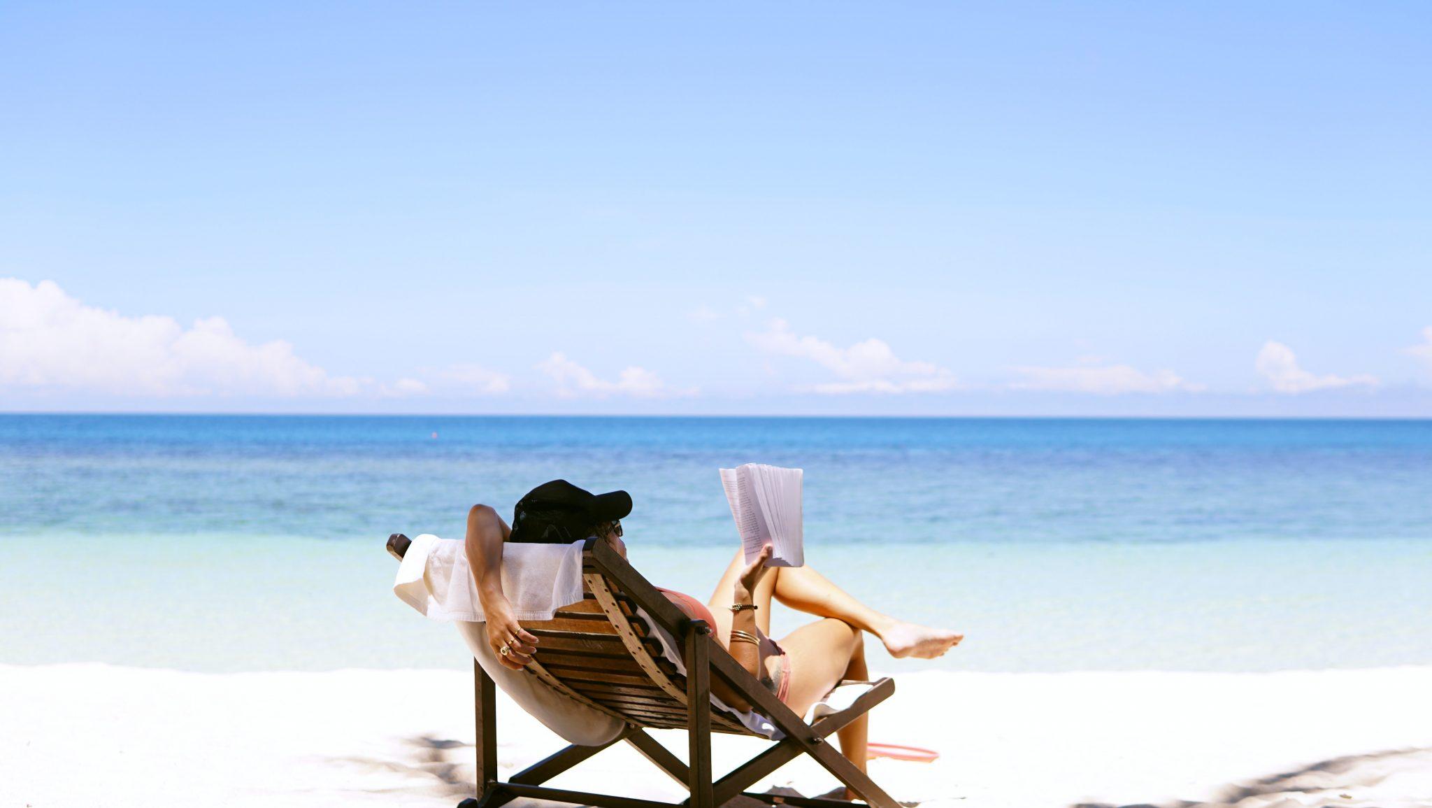 Vakantiestress tips voor jezelf