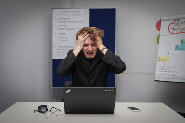 chronische stress door geldzorgen