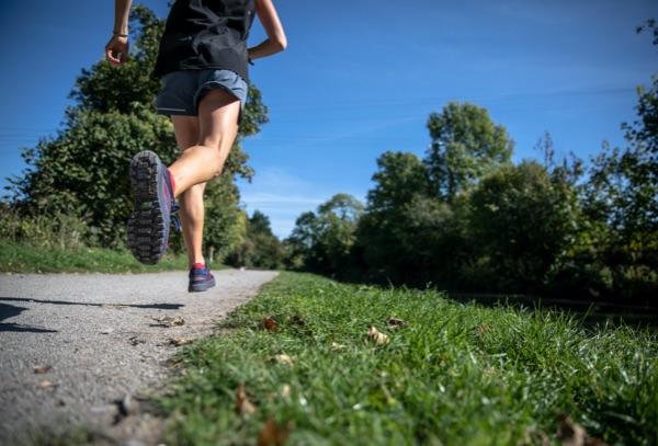 hardlopen onder begeleiding