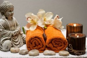 massage bij stress