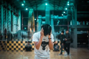 oorsuizen stress