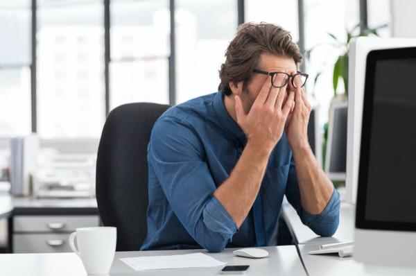 risico ongezonde stress