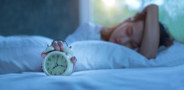 Geef slaaptips de tijd om te werken