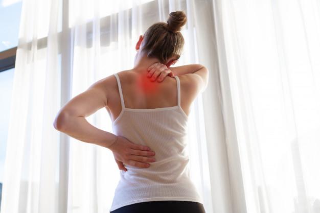 Spierproblemen bij stress