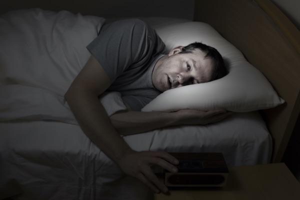 stress in je lijf slapen