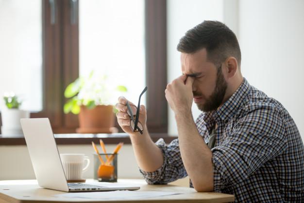 stress kost energie