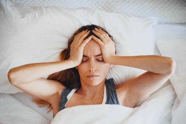 stress spanningshoofdpijn