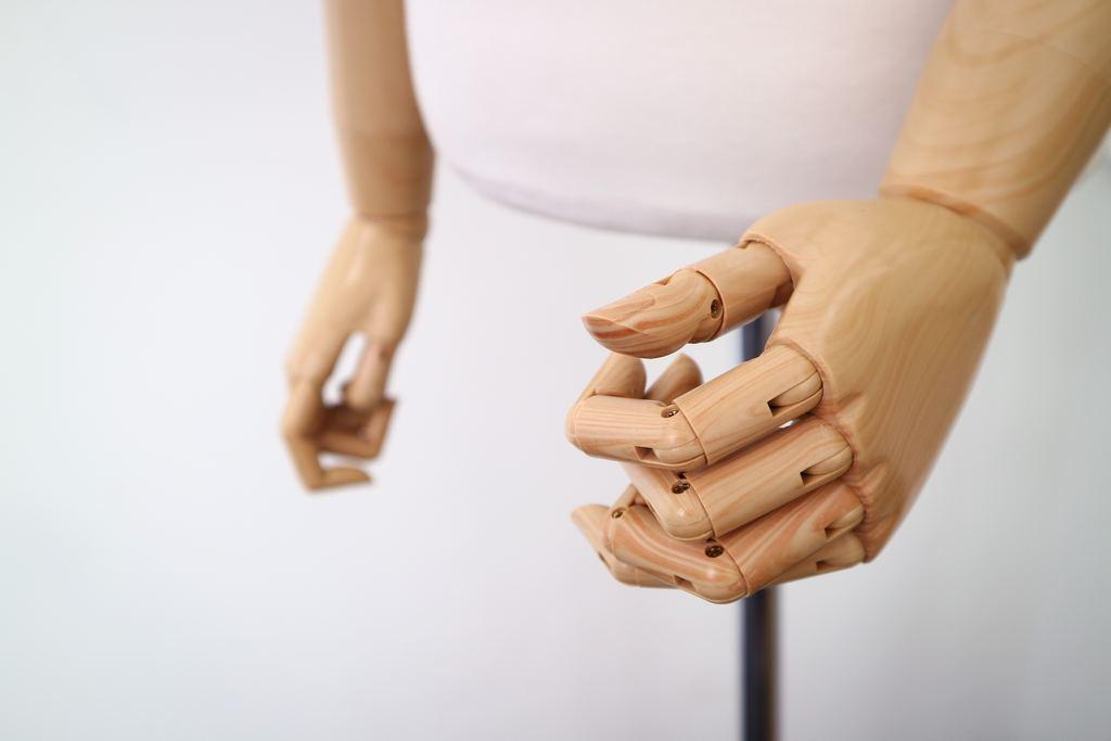 tintelend-gevoel-vingers