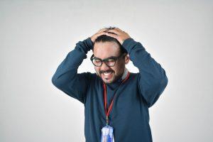 wat is chronische stress burn-out