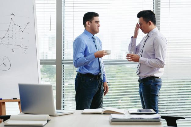 Is de werkdruk in jouw situatie te hoog?