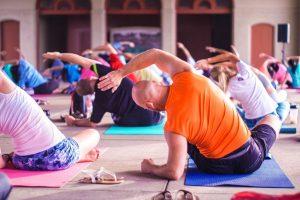 yoga stress en burn-out
